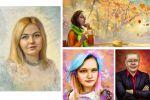 Цифровая живопись по фото