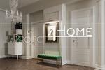 Дизайн-проект квартиры в Москве 104 кв.м.. (холл)