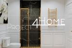 Дизайн-проект квартиры в Москве 104 кв.м.. (1 санузел)