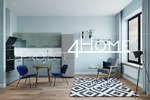 Дизайн-проект квартиры 25 кв. м.