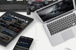 devolro.com Корпоративный сайт под ключ со встроенным магазином
