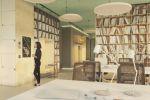 Библиотека-коворкинг в Москве.
