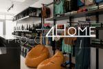 Дизайн-проект магазина спортивного питания 32 м2.