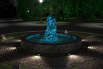 Дизайн-проект освещения фонтана комплекса Сурб-Хач