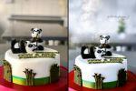 Тортики (ретушь для Инстаграм)