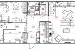 планы и документация для строителей или к дизайн-проекту