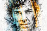 Benedict Cumberbatch (ARTmosfera style)