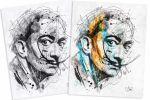 Salvador Dali (ARTmosfera style) работа продается