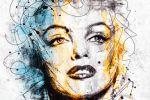 Marilyn Monroe (ARTmosfera style)