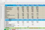 Отчёт о движении денежных средств (ДДС) - доходы и расходы.