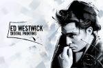 Ed Westwick (digital painting)