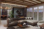 Дизайн гостиной. Загородный Дом.