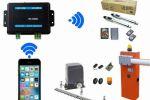 GSM - модуль для ворот и шлагбаумов