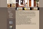Сайт шкафов