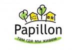логотип Папиллон