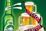 Реклама акции для «Туборг»