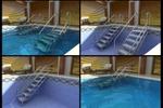 Лесенка в бассейн