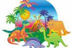 Тема динозавры