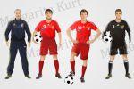 сборная России по футболу в векторе