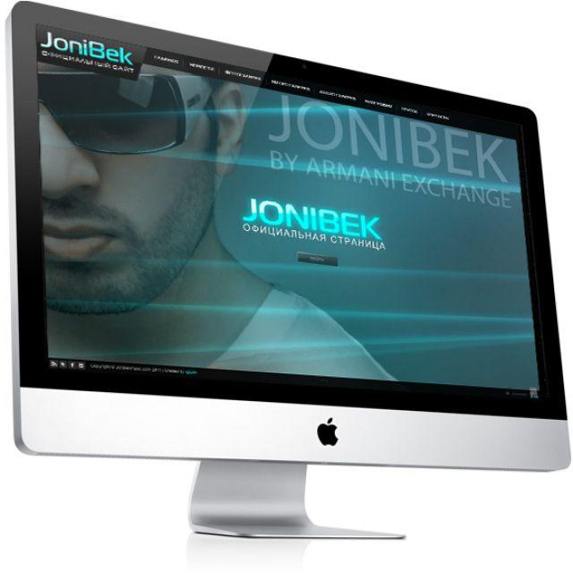 Jonibek Music