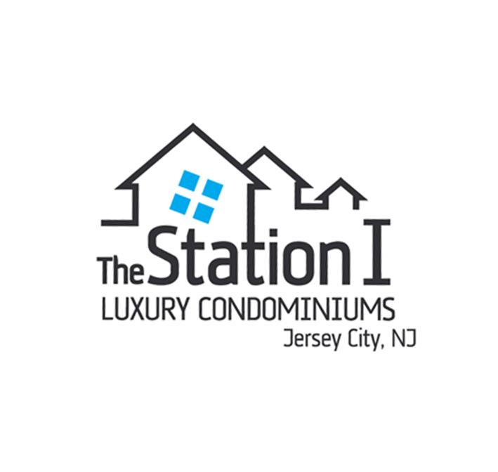 Логотип для американской компании STATION - США 2007 г.