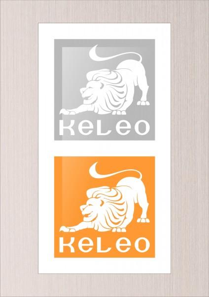 Логотип «keleo»
