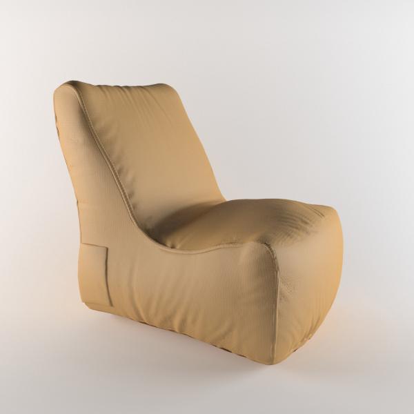 Бескаркасная мебель - Chair-Baige