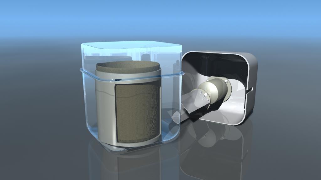 Прибор ионизатор воды