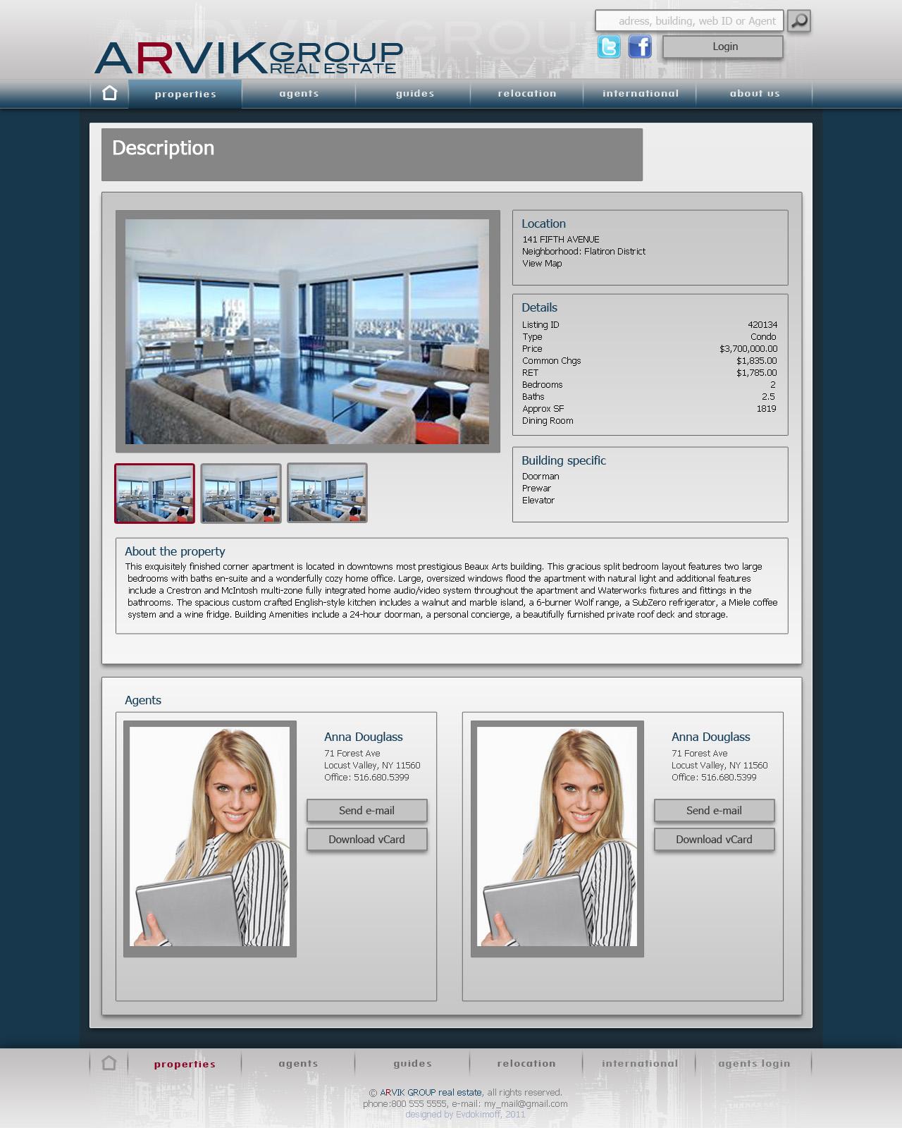 arvik group real estate