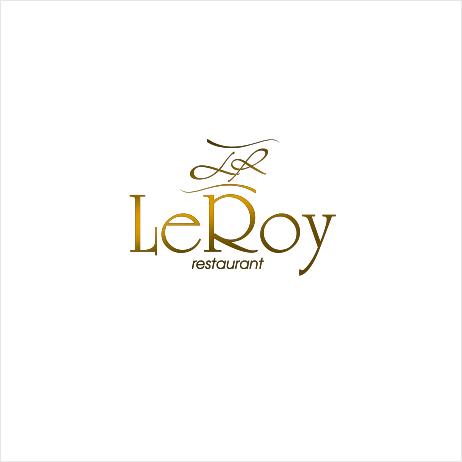 Логотип для ресторана «LeRoy»
