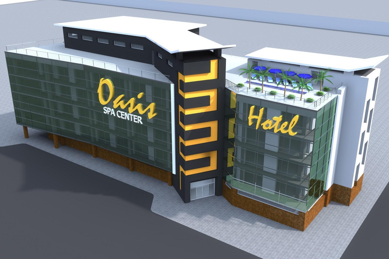 Hotel & Spa center