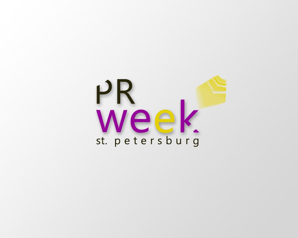 Лого для PR-Недели в Питере