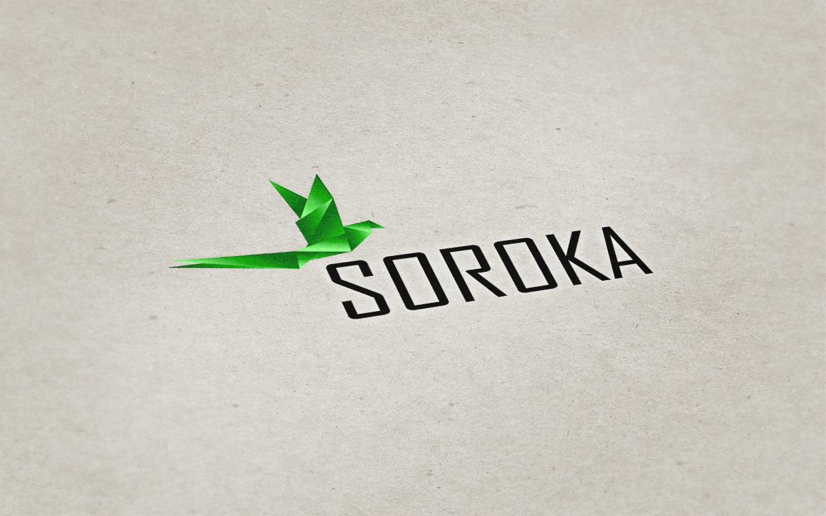 "Лого концепт-студии ""Сорока"""