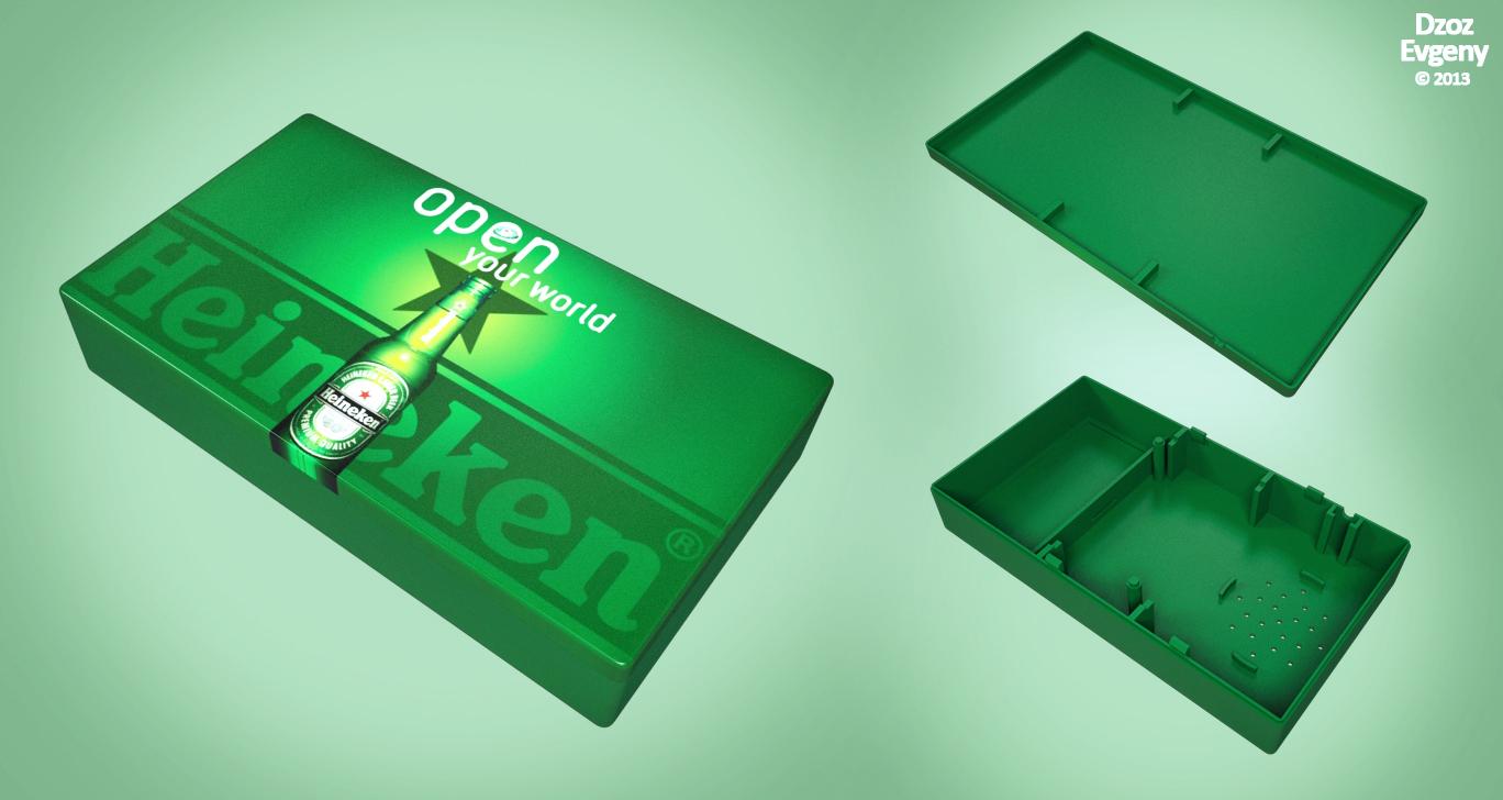 Heineken sensor beer