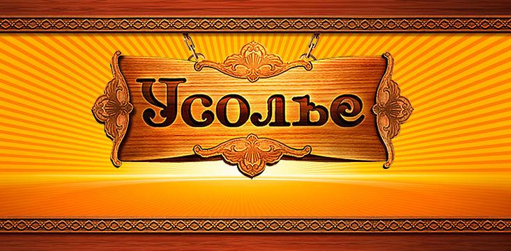 Разработка логотипа для сайта Усолье