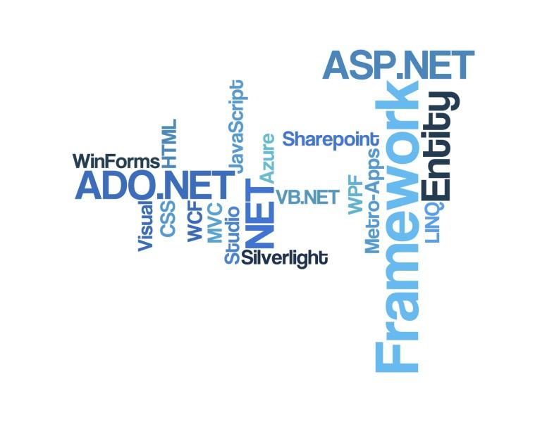 Много различных .NET-проектов