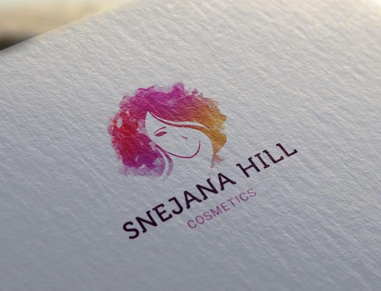 Логотип для косметической компании