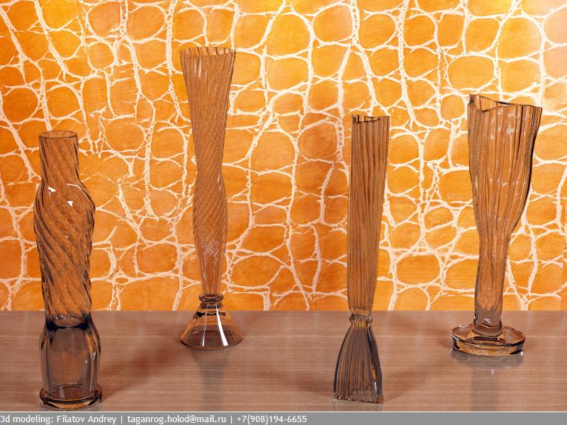 Коллекция ваз