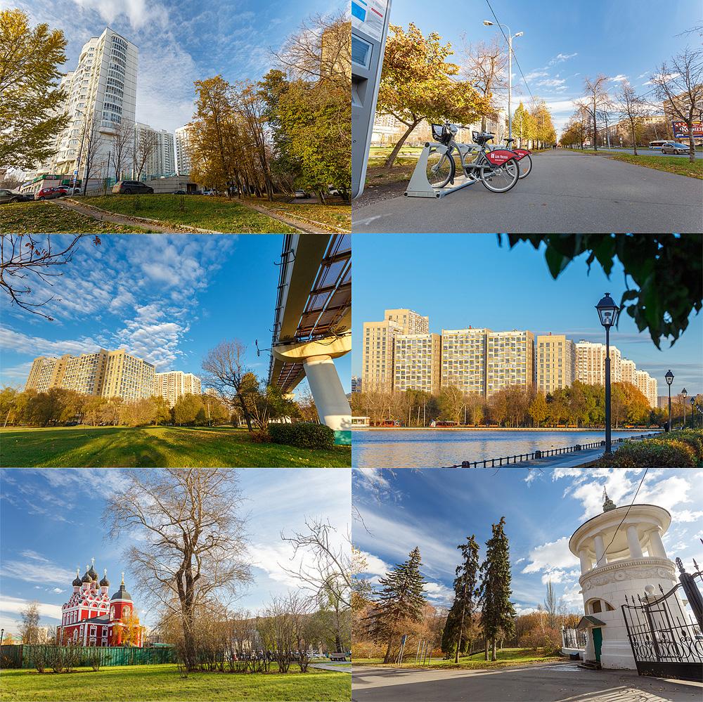 Седьмое небо: архитектурная съемка для компании (6 фото)