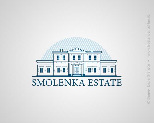 Вариант логотипа агентства недвижимости