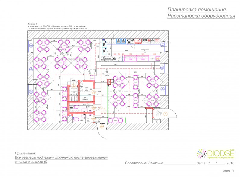 """Проект кофейни """"Взбодрись"""" на Б.Якиманке ст.м. Театральная"""