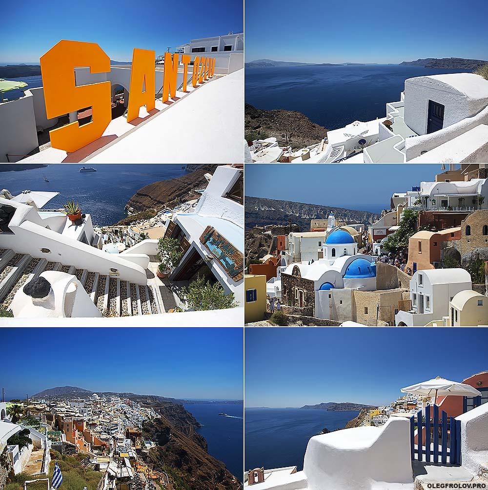 Трэвел фотосъемка в Греции