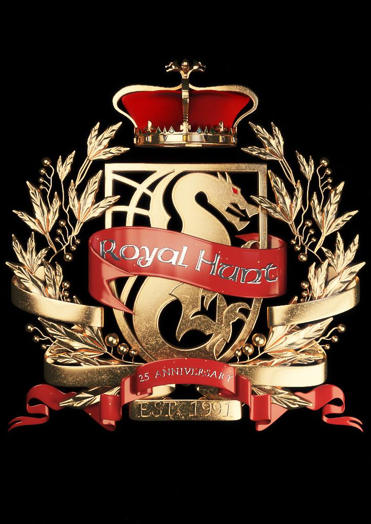 герб для группы из Дании Royal Hunt