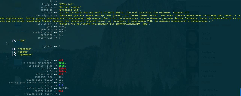 КиноПоиск API Gem