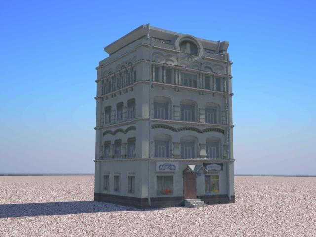 webGL дом 37