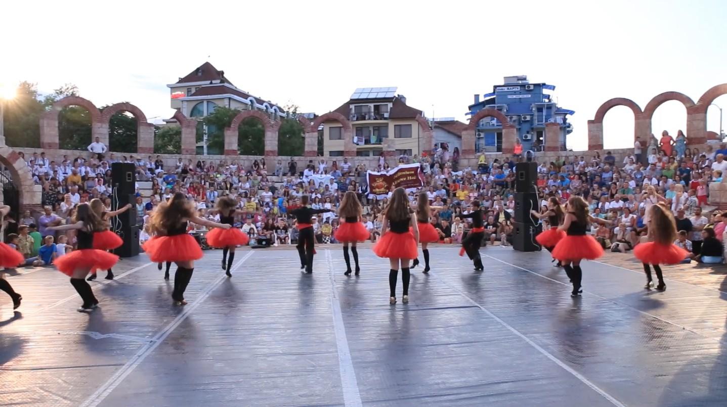 """Международный Детский Фестиваль в Болгарии """"OBZOR's HOPE"""""""