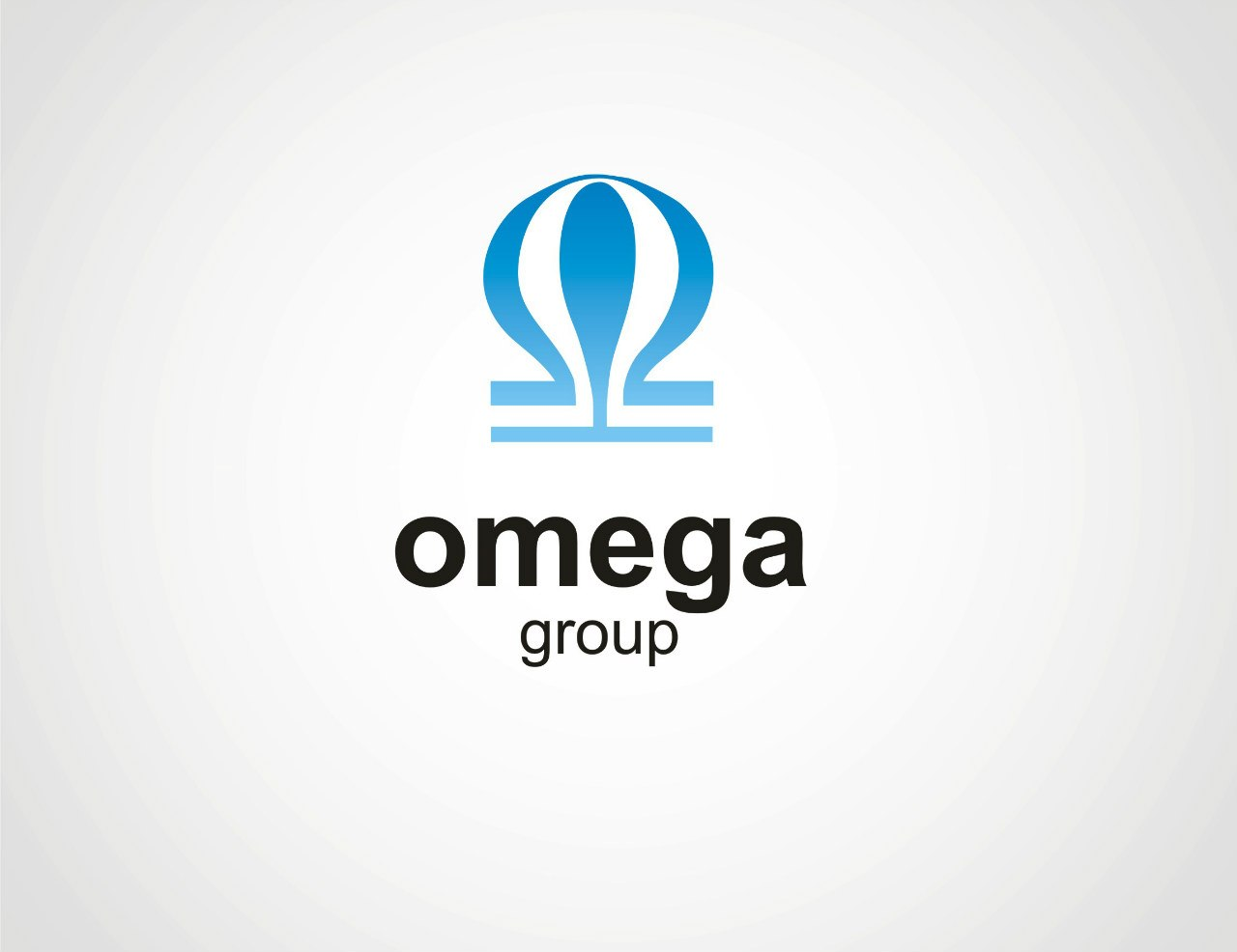 "Вариант лого для компании ""Omega group"""