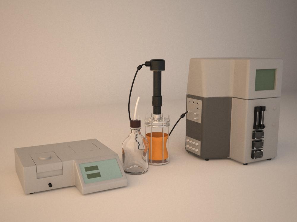 Ассеты лабораторного ооборудования