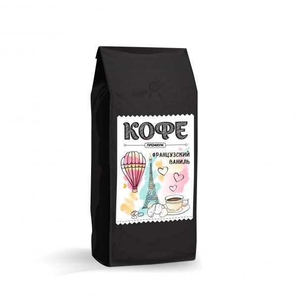 Этикетка для кофе