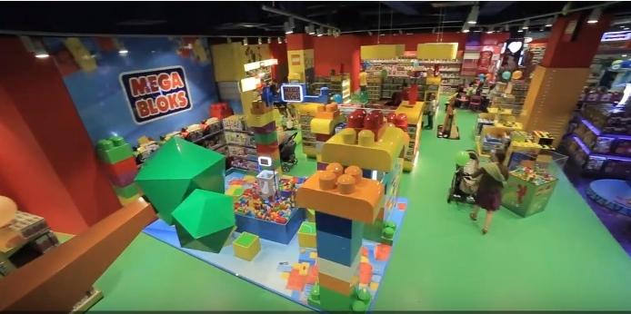 Отчетное видео о мероприятии для бренда Hasbro